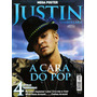 Revista Pôster Justin Timberlake! = Gigante 52cm X 81cm! Wow
