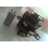 Motor Lavadora Electrolux 110v Com Capacitor