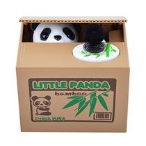 Panda De Brinquedo Cobre Pega Moeda Lindo Presente
