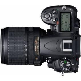 Câmera Digital Nikon D7000+lente 18-105 Na Caixa Lacrada