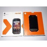 Celular Nextel I867 Negro En Caja Libre Android 2.1 Internet