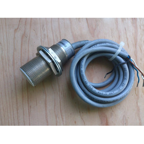 Sensor Capasitivo, M30, Contrinex