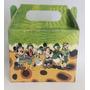 40 Caixinhas Surpresa Lembrancinha Tema Mickey Safari