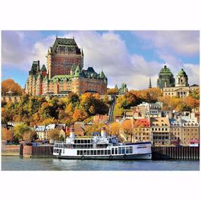 Quebra-cabeça Quebec 1500 Peças - Grow