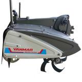 Enxada Rotativa Yanmar Cultivadora Para Micro Trator