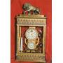 Antiguo Reloj De Mesa Original 0800