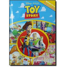 Toy Story. Meu Primeiro Livro De Procurar E Achar