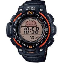 Relogio Casio Sgw-1000b-4 Bússola Digital Altímetro Sgw-100