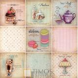 Mosaicos Decorado Collage Cocina 30x30 Piu Revestimientos