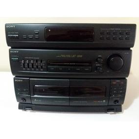 Aparelho De Som Sony Lbt-65w Raridade