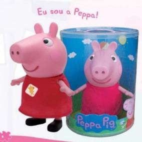 Boneca Peppa Pig George Com Castelo De Areia Dtc - 4199 ...