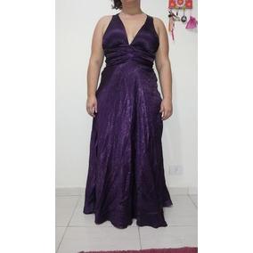 Vestido Para Festa, Madrinha De Casamento Ou 15 Anos(gala)