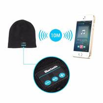 Gorro Tecnologia Bluetooth Integrada Escucha Musica Llamadas