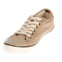 Zapatillas Tommy Hilfiger Medium Natural Fabric