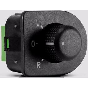 Botão Interruptor D/retrovisor Eletrico Golf 98/01 Original