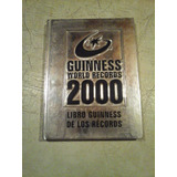 Libro Guiness De Records 2000 Tapa Dura Completo Como Nuevo