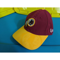 Gorra New Era Nfl Pieles Rojas Washington Redskins16c