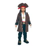 Disfraz Niño Pirata Del Caracas Carnavalito Talla 4