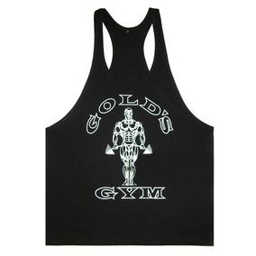 Tank Top Gold´s Gym Envio Gratis!!