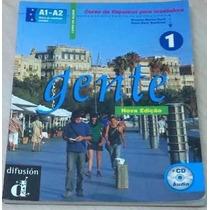 Livro Gente 1 Nova Edição Curso De Espanhol Para Brasileiros