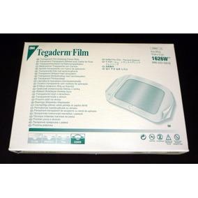 Tegaderm Film 3m Aposito Transparente 1626w 10x12cm C/50