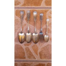 Cubiertos de plata wm roger en mercado libre m xico for Cubiertos de plata precio
