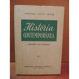 Livro História Contemporânea Armando Souto Maior