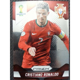 Tradig Card Panini Prizm Cristiano Ronaldo
