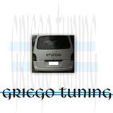 Tun Adhesivo Aut/camioneta Hyundai H100 48x8cm Negro