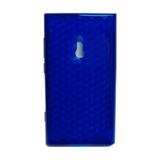 Funda Tpu Azul Nokia Lumia 800
