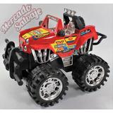 Jeep A Friccion Monster Truck Champion Auto Niño Juguete