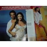 Sexy Pamela David Isla Prieto 7 Pg Clipping Revista Caras