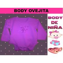 Body De Niña Ovejita