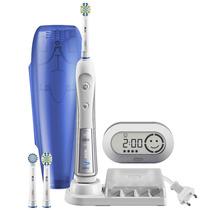 Escova Elétrica Oral -b - Com Monitor Digital
