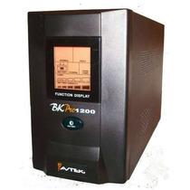 * * Ups Avtek Bk Pro 1222 1200va 220v Regulador New * *