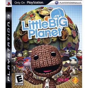 Little Big Planet 1 Ps3 Digital Tenelo Ya