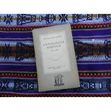 Fernán Silva Valdes Antología Poética 1920-1940