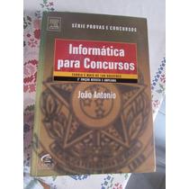 Informática Para Concursos - João Antonio