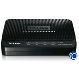 Modem Tp-link Td-8816 Internet Banda Ancha Adsl2+ Rj45 Lan