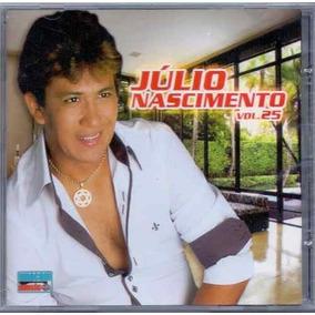 Cd Júlio Nascimento - Vol.25 - Lacrado Frete Gratis
