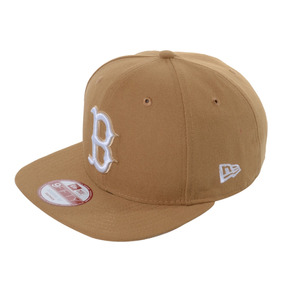 Boné New Era 950 Basic Wheat Boston Red Sox Original Fit