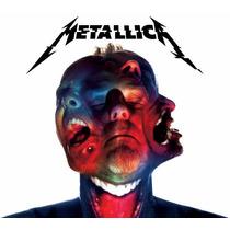 Cd Triplo Metallica Hardwired To Self Destruct Deluxe
