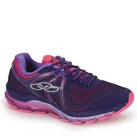 Tênis Running Feminino Olympikus Sensation 314 Lançamento