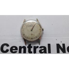Relógio Minerva A Corda Antigo 17 Rubis