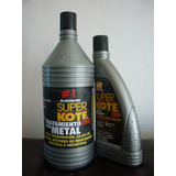 Super Kote 2000 - Made In Usa. Tratam P/metal. Antifricción