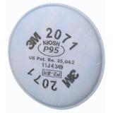 Filtro Para Respirador Serie 6000 2071 Pó E Névoa - 3m