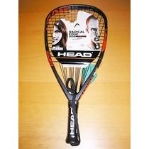 Raqueta Head Radical Edge 175 (con Innegra) Para Racquetball