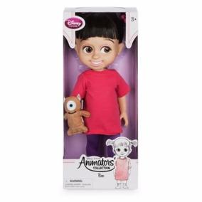 Boo Monsters Inc Animator Pixar Disney Store Cjamaltrada