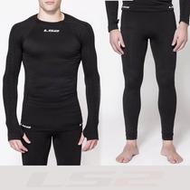 Conjunto Termico Ls2 Jordi Pantalon Y Remera En Fas Motos