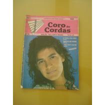 Revista Coro De Cordas Simone Violão Teclado E Baixo